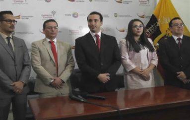 (Video) Gobernador de la provincia de Loja posesionó a su nuevo equipo de trabajo.