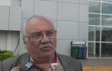 (Video) Presidente de maestros jubilados se refiere a designación de nuevo interventor