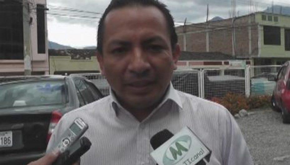 (Video) Jefe Político de Catamayo dice que habrán nuevas reuniones para fortalecer seguridad