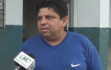 (Video) Secretario del sindicato de obreros municipales se refiere a pagos pendientes