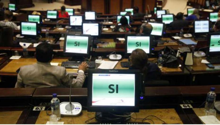 Con 97 votos, la Asamblea Nacional derogó la Ley de Plusvalía