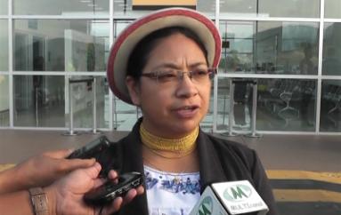 (Video) Subsecretaria de Senagua se refiere a proyecto denominado agua segura y saneamiento