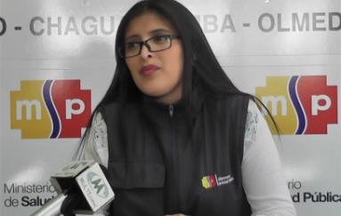 (Video) Distrito de salud promueve acciones para generar conciencia sobre la Hipertención