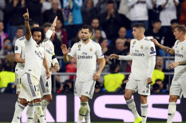 Real Madrid corta mala racha ante Viktoria Plzen, pero sigue con dudas.