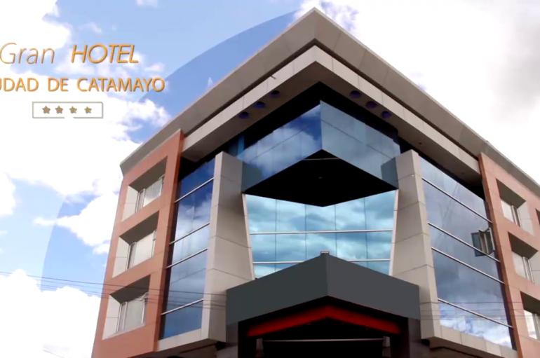 (Video) Sector hotelero se prepara para el feriado por el 2 de noviembre.