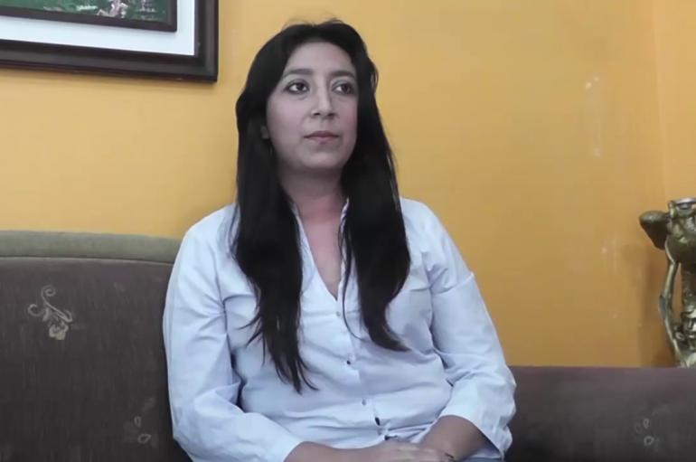 (Video) Rosa Días asegura que en Catamayo no existe un direccionamiento político pero si económico.