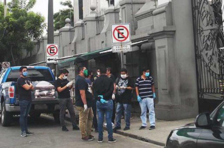 308 cadáveres ha levantado la Policía en Guayaquil en ocho días.