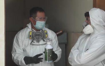 Municipio de Catamayo y Distrito de Salud trabajarán en la fumigación vectorial
