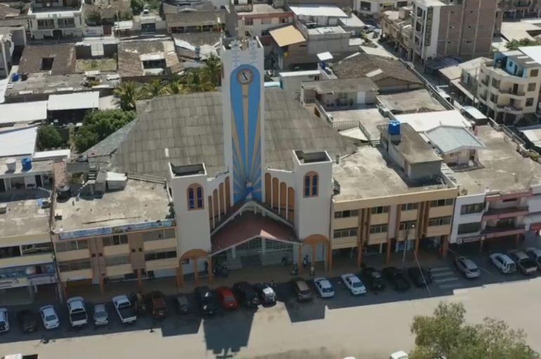 Parroquia María Auxiliadora ha preparado una programación especial por Semana Santa.