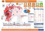Casos de coronavirus en Ecuador abril 1, 17:00: 2758 contagiados