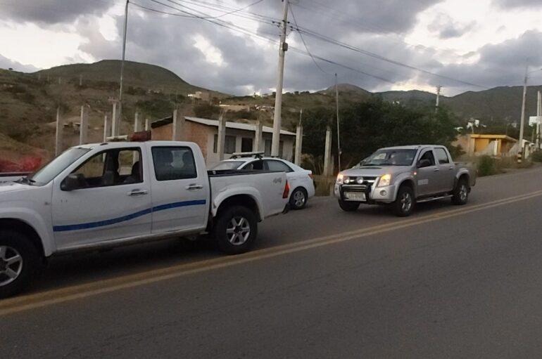 Autoridad dictó prisión preventiva a sospechosos de robo de mercadería al MIES.