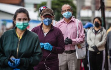 Ecuador registra 65.018 casos de covid-19 este jueves 09 de julio del 2020