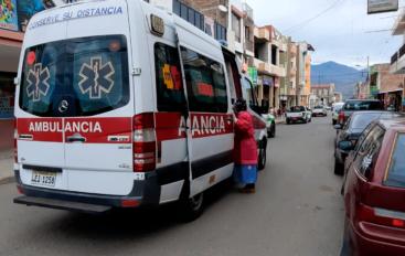 Accionar de autoridades y funcionarios de Catamayo ante un ciudadano con problemas respiratorios