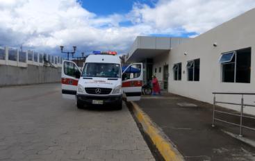Así atiende el personal médico a pacientes con covid-19 en el Subcentro Tipo C Catamayo
