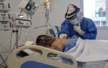 Ecuador registra 74.620 casos de covid-19 este lunes 20 de julio