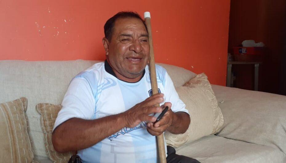 Teófilo Soto pide ayuda solidaria a la ciudadanía para operación