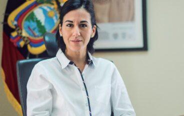 María Alejandra Muñoz nueva Vicepresidenta de la República