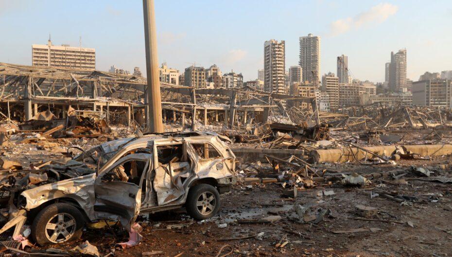 Fuerte explosión en Líbano deja 50 muertos y 2.700 heridos