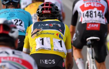 Richard Carapaz abandona El Tour de Polonia