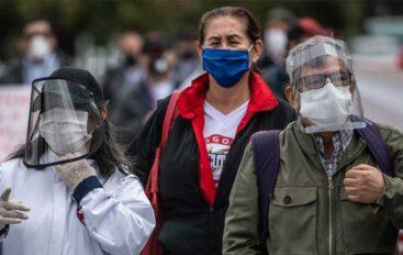 Latinoamérica supera los cinco millones de contagios por coronavirus