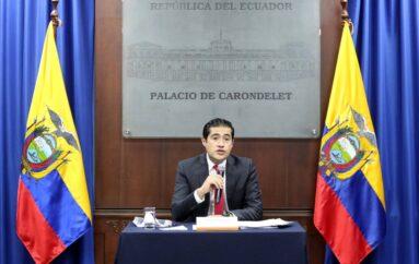 Ecuador logra 'Hito histórico' aprobación del 97,85% de tenedores de bonos