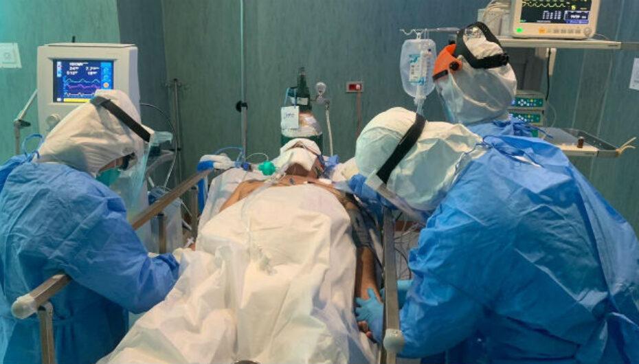 Ecuador supera a China en los contagios por coronavirus