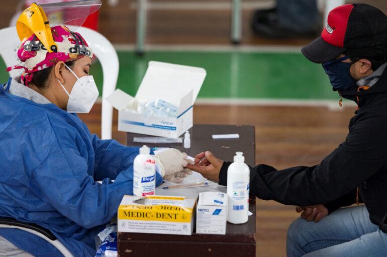 Ecuador registra 112.141 casos de covid-19 confirmados este viernes 28 de agosto