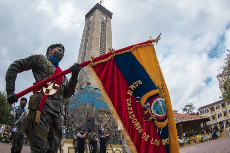 161 años de la instauración del Gobierno fereral de Loja
