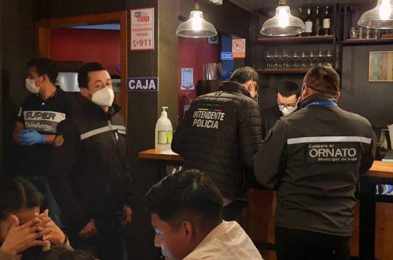 Intendencia de Policía mantiene operativos constantes para hacer cumplir normativas