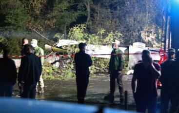 Accidente de avión deja 22 muertos además de heridos y desaparecidos en Ucrania