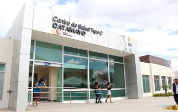 Bajó la atención a pacientes covid-19 en el Centro de Salud Tipo C Catamayo
