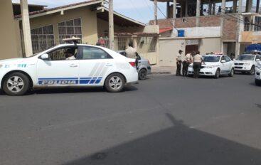 Dura sanción a conductor que operaba en modalidad de transporte informal