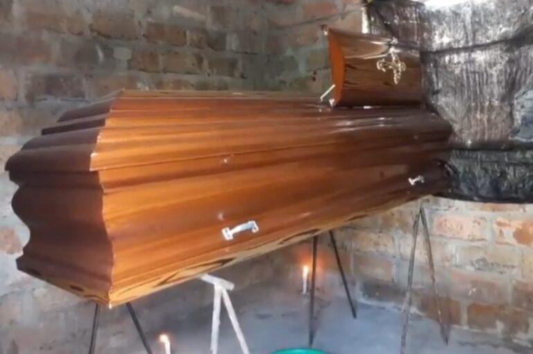 Adulta mayor en Catamayo lleva 4 días sin poder ser sepultada