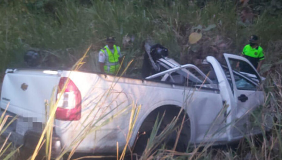 Fuerte accidente deja 1 fallecido y 14 heridos en la vía Ventanas – Quevedo