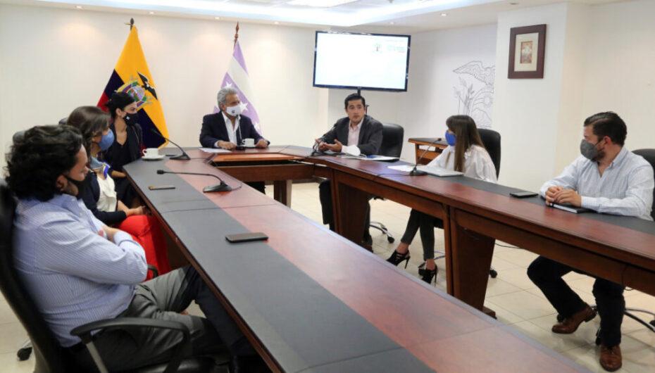 Ecuador espera la entrada de al menos USD 11.606 millones este año