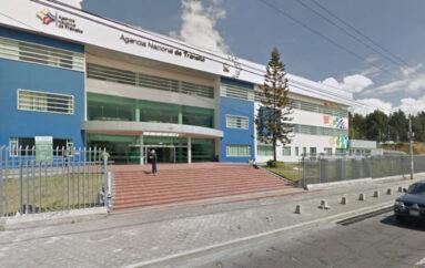 La Agencia Nacional de Tránsito suspendió la atención hasta el domingo 27 de septiembre