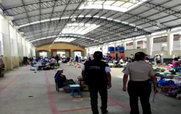 Las ferias libres contituarán suspendidas en Catamayo