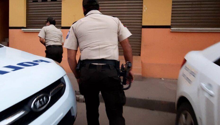 Duro golde al microtráfico en Catamayo, una ciudadana fue detenida