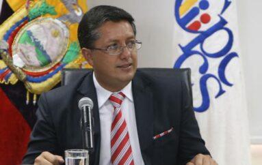 El pleno de la asamblea decidirá el futuro del presidente del CPCCS