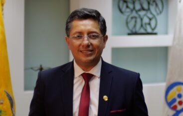 Christian Cruz fue destituido como presidente del CPCCS por la Asamblea Nacional