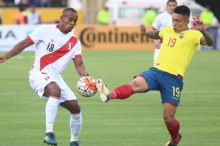 Cristian Ramírez le dice no a la convocatoria de la tri para eliminatorias