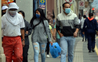 Ecuador registro 205 nuevos casos por covid-19 en las últimas 24 horas