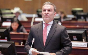 José Serrano es el nuevo presidente de la Comisión de Justicia designado este 15 de Justicia