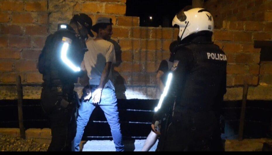 2 ciudadanos detenidos en Catamayo tras intento de robo