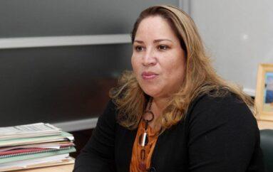 La exasesora presidencial Pamela Martínez cumplirá su pena en el caso Sobornos