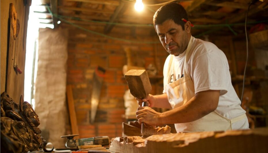 05 de noviembre día del artesano ecuatoriano