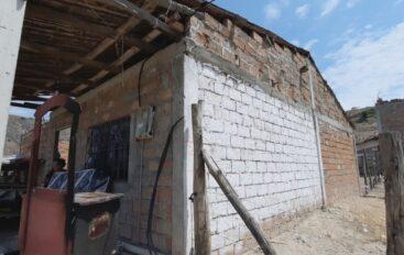 Familia perdió gran parte de enseres en incendio estructural en Catamayo