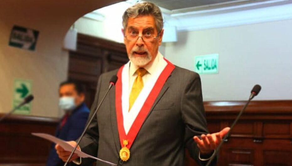 Francisco Sagasti es el nuevo presidente interino de Perú
