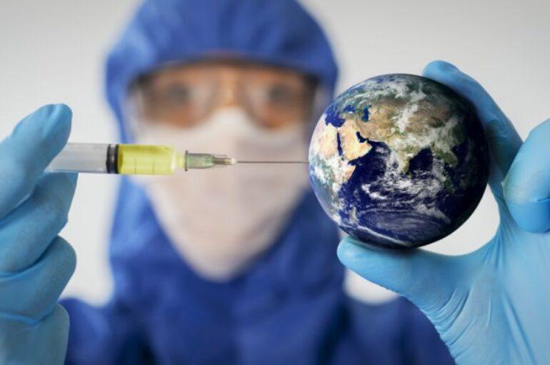 El mundo llega a 57,9 millones de casos de covid-19