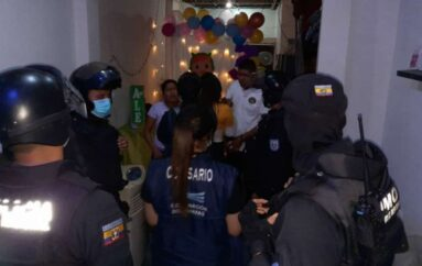 Más de 400 eventos suspendidos en Ecuador durante el feriado de navidad